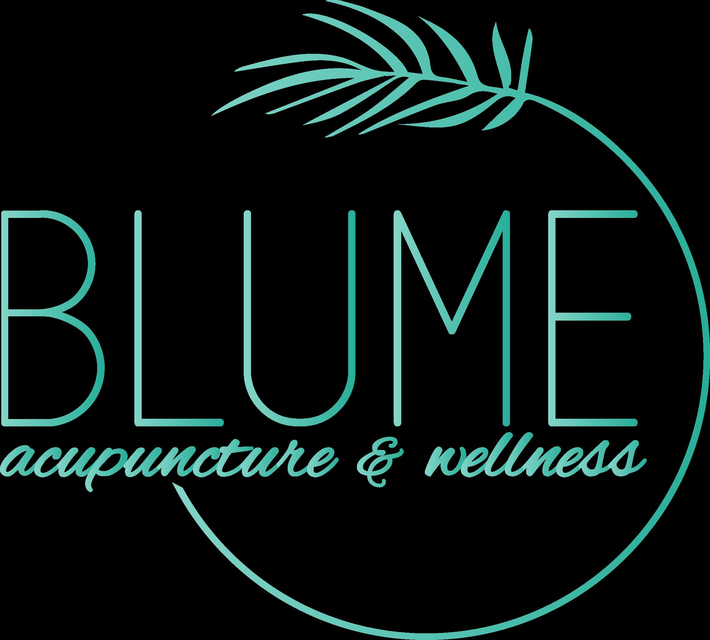 Blume Acupuncture & Wellness